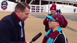West Ham 1-4 Man City
