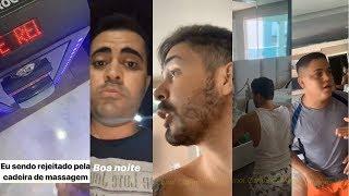 Carlinhos Maia Recebe Muitas Visitas+Roninho Com Inveja+Diogo Dá Parabéns à Drica