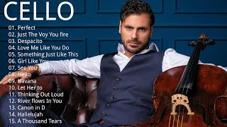 Top 30 Covers of Popular Songs 2021  Best Instrumental Cello Covers Songs All Time