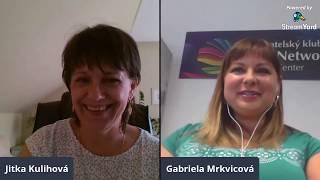 Rozhovory s GM 🎤rozhovor Jitky Kulihové a Gabriely Mrkvicové