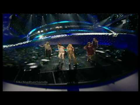 Eurovision Song Contest 2003 14 Netherlands *Esther Hart* *One More Night* 16:9