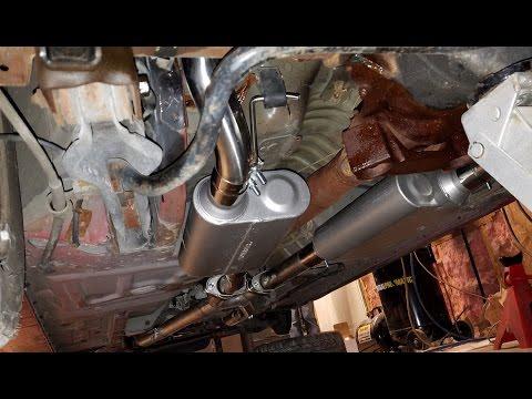 86-93 Ford Mustang Flow Tube Kit