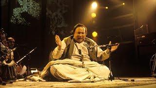 Best Qawwali of Nusrat Fateh Ali Khan | HD