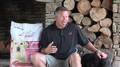 Trainer J. Paul Jackson on Loyall Professional Brand Dog Foods Superior Formula