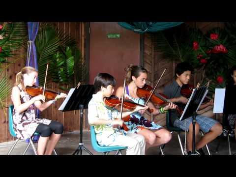May Day at Malamalama Waldorf School Hawaii