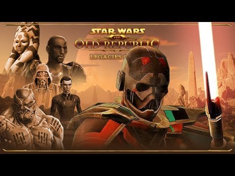 STAR WARS: The Old Republic – The Movie – Episode I: Legacies of Old 【Sith Inquisitor Storyline】