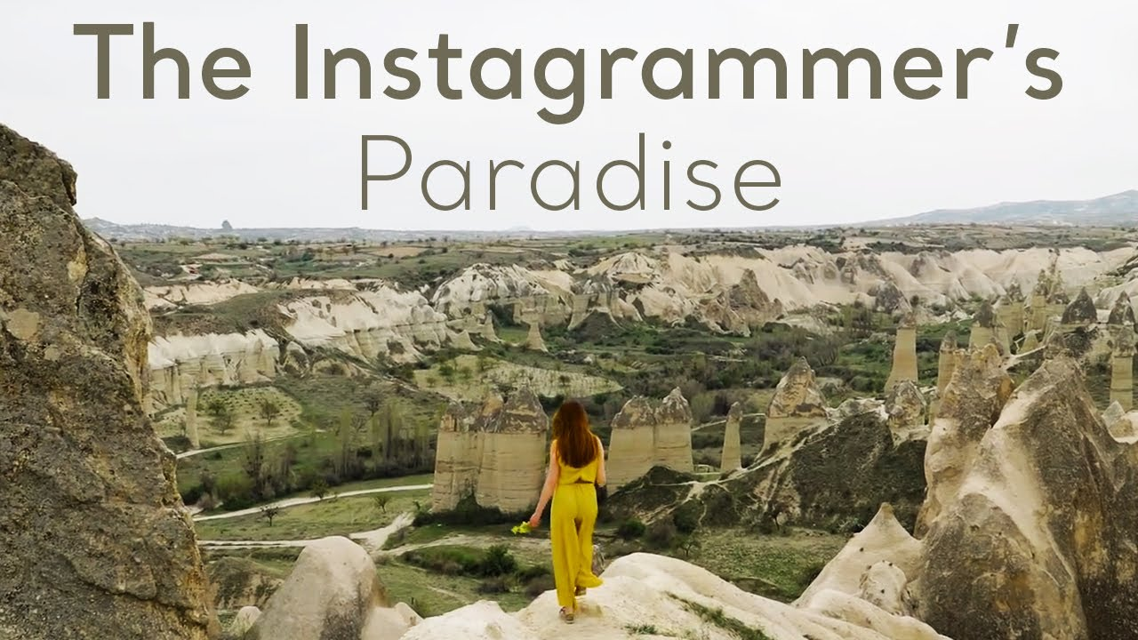 Go Turkey - #InstaMeet -The Instagrammer's Paradise of Istanbul & Cappadocia!