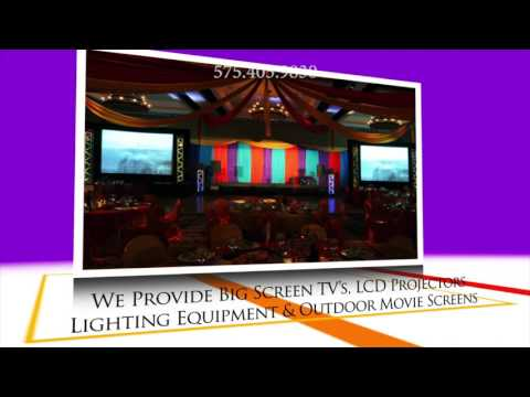 Video Rental Equipment in Albuquerque, NM | Action Audio Visual