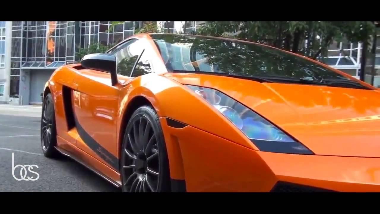Afternoon Drive in My Lamborghini Gallardo Superleggera