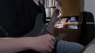 Dragonforce - avant la tempete (Guitar cover)