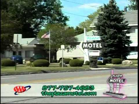 Plaza Motel (Bryan, OH) - TV Commercial