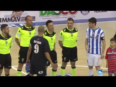 Pescara - Luparense 3-4 Highlights