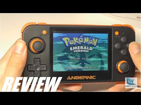 REVIEW: RG350 Retro Game 350 - Best Retro Gaming Emulator Handheld?