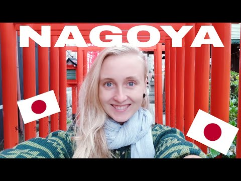 Top places to visit in Nagoya JAPAN!