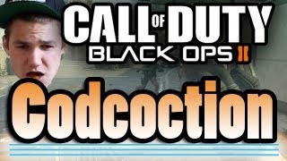 """CINNAMON CHALLENGE!!!"" - CODcoction #4 (Funny Party Games Black Ops 2)"