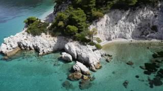 Jamie Frazermann Drone Video - Greek Beach