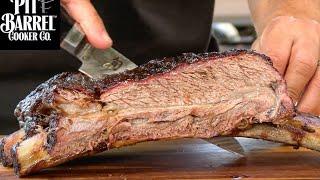 Best BBQ Beef Ribs EVER! | Pit Barrel Cooker | Ballistic BBQ