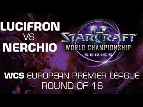 LucifroN vs. Nerchio - Group C Ro16 - WCS European Premier League - StarCraft 2