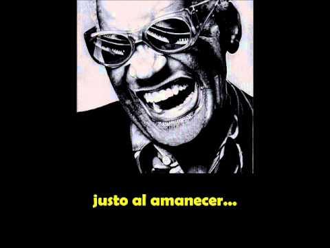 Ray Charles  -  A Fool For You subtitulado