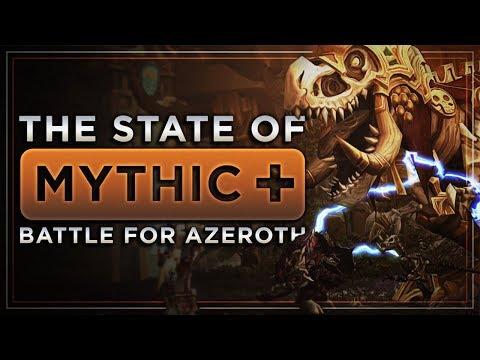 FinalBossTV #170 | State of Mythic+ in Battle for Azeroth | Sjeletyven, Cirra & Revofevi