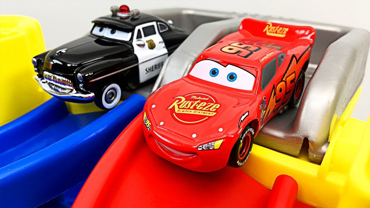 Disney Cars Spiral Speedway Racing For Kids Best Toddler