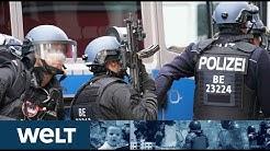 SEK-EINSATZ: Schüsse am Checkpoint Charlie in Berlin