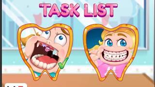Game cute dentist Emergency[ Game fof kids]