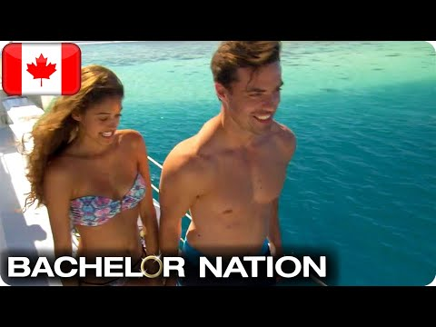 Tim & April Romantic Yacht Date | The Bachelor CA