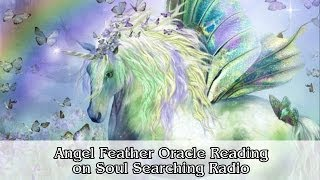 AOK Angels Reading - Soul Searching Radio