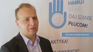 Wywiad prof. Dziadziuszko