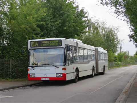 [Sound] Bus Mercedes O 405 GN2 (Wagennr. 9916) der Stadtwerke Bonn GmbH