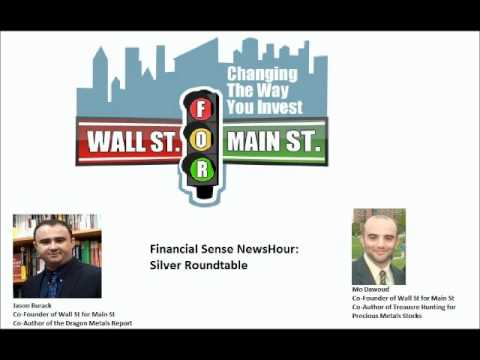 Financial Sense Interview with Mo Dawoud and Jason Burack- July 28 2011