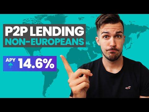 P2P Lending for Non-European Investors Explained