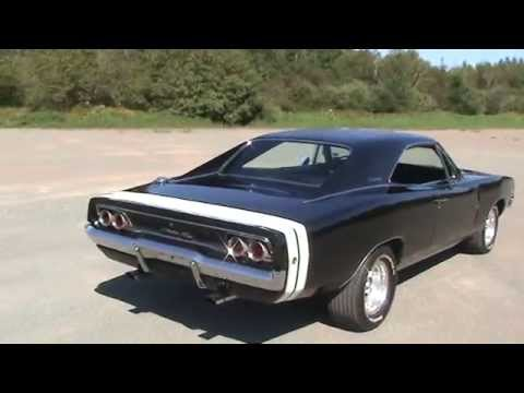 Hqdefault on 1968 Dodge Charger Rt Vs 1970 Plymouth Cuda