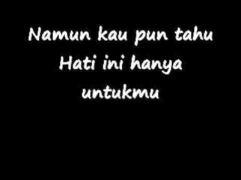 ku cinta kau lebih dari kelmarin (lyrics)
