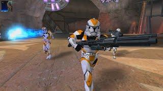 [6] Star Wars Battlefront 2 (PC): Utapau - Underground Ambush (No Commentary)