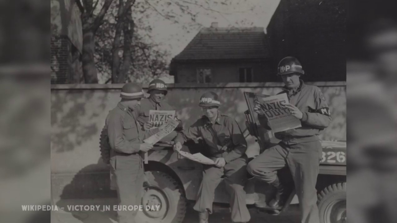 WW2 Nation - Voices of VE Day 75