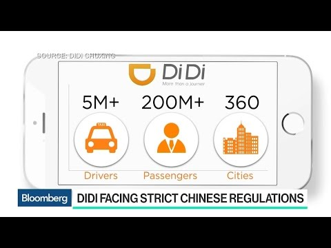 China's Didi Near Deal to Raise $5 Billion-$6 Billion