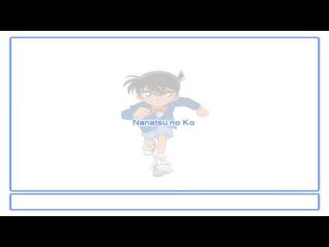 [Karaoke] Detective Conan Insert Song - Nanatsu no Ko
