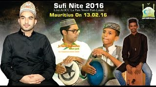 Chootey Na Kabhi Tera Daaman MRQ Sufi Nite 2016 Exclusive Live Performance Infront Of 3800+ Audience
