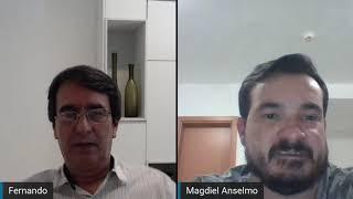 LIVE com o cliente TopBot - Magdiel Anselmo - Investindo com consistência