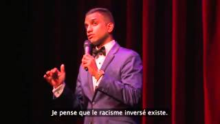 Le racisme anti-blanc vu par un comique musulman