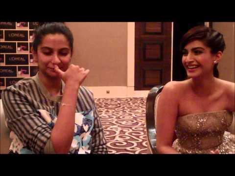 Sonam & Rhea Kapoor Talk Fashion Ahead of Cannes