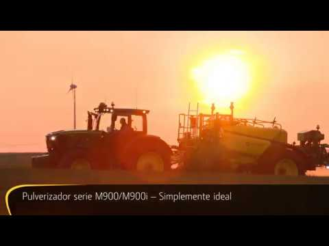 John Deere - Pulverizador arrastrado serie M900/M900i