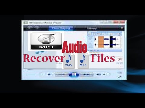 How to recover MP3 files/Audio files being corrupted due to renaming/tagging in mobile/SD card