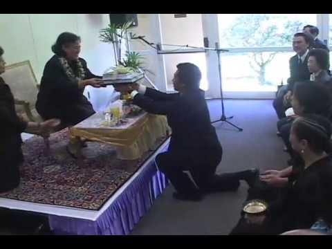 HRH Princess Maha Chakri Sirindhorn at the East-West Center