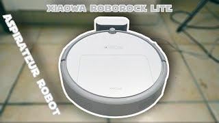 Xiaomi Xiaowa Roborock Lite : découverte d'un aspirateur connecté