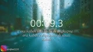 Download lagu Story wa 30 detik kata kata jawa demi kowe MP3
