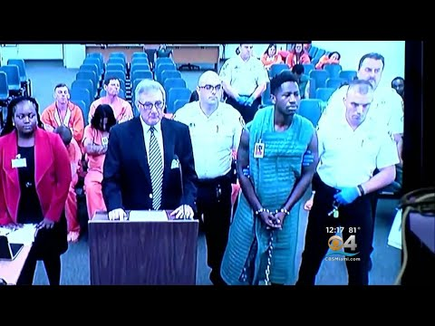 Tampa Serial Killer Suspect Denied Bond