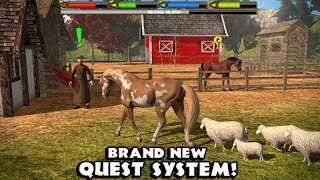 Ultimate Horse Simulator Part 3 By Gluten Free Games IOS Android